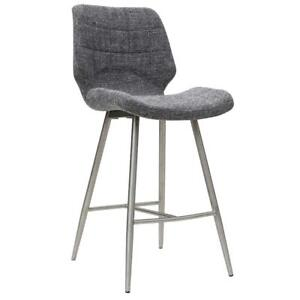 2PK Blended Grey Counter Stool Sale-WO 7676 (BD-2512)