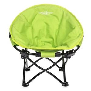 NEW Lucky Bums Youth Moon Camp Chair (Small, Green)