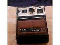kodak EK100 instant camera