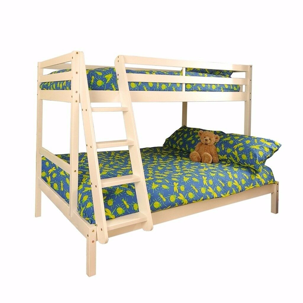 WANTED- TRIPLE BUNK BEDS