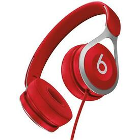 Beats EP On-Ear Headphones - Red RRP £89.95