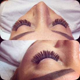 Eyelashes Extensions by 3D-6D Natural Eyelashes and Cashmere Indywidual Permanent lashes