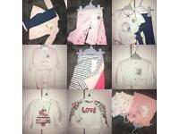 Selection Of Brand New Baby Girl Clothes