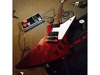 Gibson Explorer 2012 Cherry Red