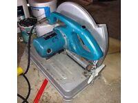 makita metal cutting chop saw