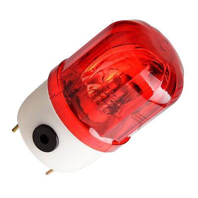 Rotary Warning Lamp Revolving Light Beacon Warning Light with Bolt Bottom