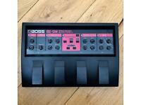 Boss BE-5M Programmable Multi-Effect Guitar Pedal Overdrive Delay Chorus Japan