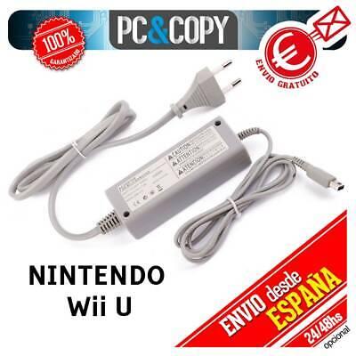S1243 Fuente Alimentacion Nintendo Wii U Gamepad Adaptador AC Adapter Cargador