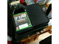 Xbox One - 500Gb with 1 Game (No Kinect)