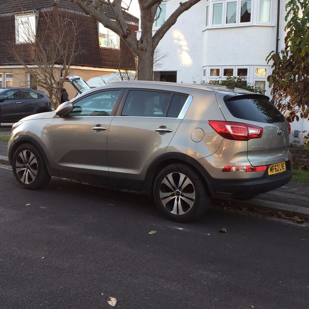 Kia Sportage for sale very good condition