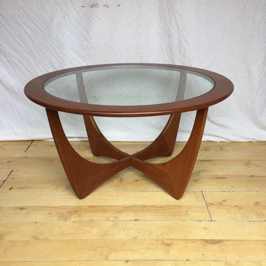 Astro Coffee Table.Gplan G Plan Astro Coffee Table Side Teak Glass Vintage 1960s 1970s Mid Century In Croydon London Gumtree