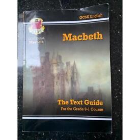 GCSE English Macbeth - The Text Guide