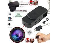 1920x1080 Full HD Mini Hidden Spy Camera USB HD Video Recorder DVR Camcorder Cam