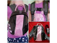 LittleLife Backpack with Reins. Excellent Condition. Daypack