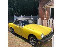 1979 V MG Midget 1500