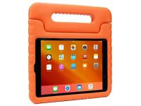 "Apple iPad 10.2"" / 10.5"" - Stand Protective Shockproof Cover - Orange / Purple / Blue"