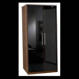 2 doors Wardrobe New