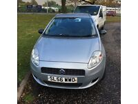 FIAT GRANDE PUNTO **11 months MOT & Low Milage** RELIABLE 1.2L CHEAP TAX & INSURANCE