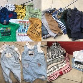 Boys bundle 3-6 months