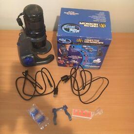 Microscope - QX5 Digital Computer Microscope
