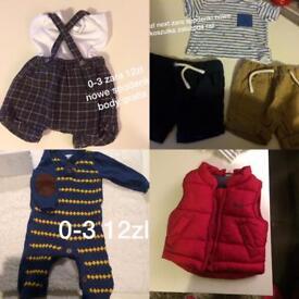 Baby boy bundle 0-3 3-6