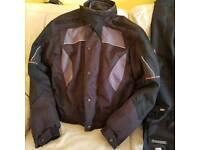 Mens Motorbike jacket size L