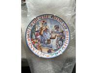 Royal doulton limited edition teddy bear plates