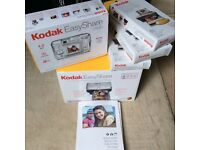 Kodak easy share bundle PLUS X3 refill packs £45ono