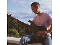 Fretted, Fretless Bass Player Bassist available for Live and Studio