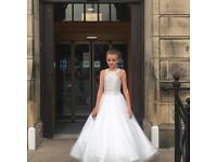 Designer prom/holy communion/bridesmaid dress