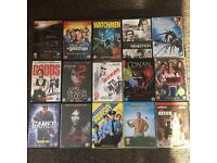 Games CDs and DVDs