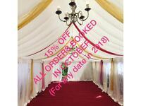 Marquee/ gazebo / tent hire