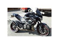 Z800 Kawasaki see prices