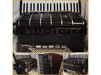 Weltmeister Cantus V Delux Accordion