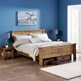 Elcombe Platform Bed