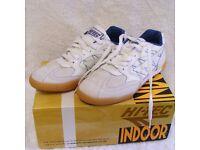 Ladies Hi-TEC Squash Indoor Trainer Shoes Non Marking Soles Size Uk 4 EUR 37