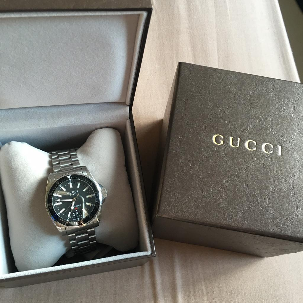 5908a601f1a7 Men s Gucci watch serial number YA136301. Kingswood