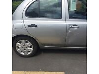 Very cheap fully loaded 5 door Nissan Micra