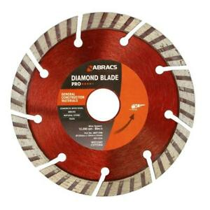 "Abracs 4.5"" to 20"" Diamond Blades - Free shipping over $100"