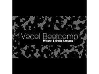 VOCAL BOOTCAMP