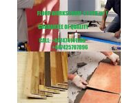 FLOOR WORKS FROM £7 PER M2