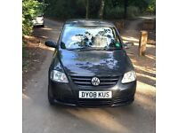 Volkswagen Fox 1.2 3dr (08 Reg) newly services-just 2 female owners