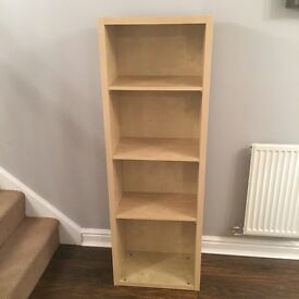 Beech Colour Ikea Bookcase