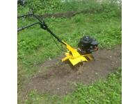 Alco rotavator Feel free to come and have a try