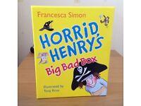 Horrid Henry's Big Bad Box 20 books