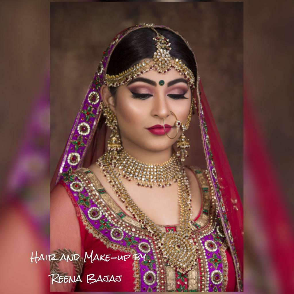 Professional Hair and Makeup Artist Asian Bridal | Prom | Baby Shower | in Greenford, London | Gumtree