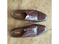 Loake leather brogues - Size 10