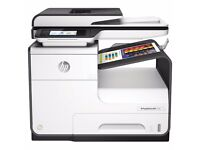 New Next Generation Business HP PageWide Pro 477DW A4 Colour WIFI Multifunction Inkjet Printer