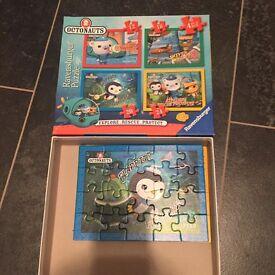 Octonauts jigsaw
