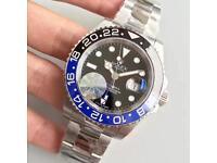 Mens GMT Batman watch